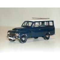Volvo PV445 Duett 1957 blauw grijs Rob Eddie RE21a 1:43
