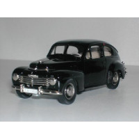 Volvo PV444 A 1946 zwart Somerville #121 / MARGE 1:43