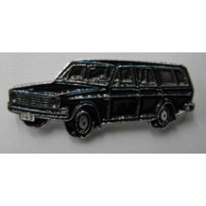 PIN Volvo 145 donkerblauw