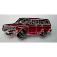 PIN Volvo 145 rood