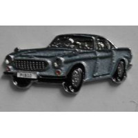 PIN Volvo P1800 blauw metallic