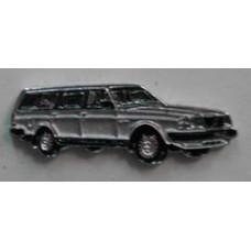 PIN Volvo 245 zilvergrijs metallic