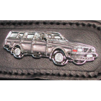 PIN Volvo 245 grijs metallic