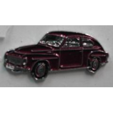 PIN Volvo PV544 rood