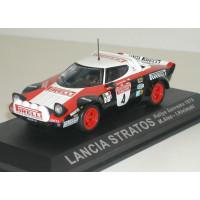 Lancia Stratos San Remo Rally 1978 1:43