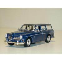 Volvo Amazon Combi donkerblauw Minichamps 1:43