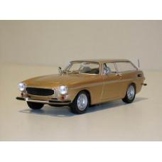 Volvo P1800ES 1971-1973 goud met. Minichamps 1:43