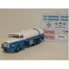 Volvo N88 melktankwagen Stenval 1:43 ! Altaya