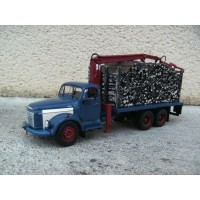 Volvo N88 houttransport 1:43 ! Altaya