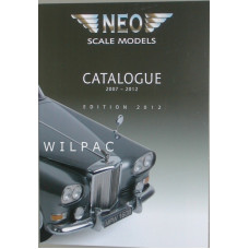 Boek: NEO Scale Models Catalogus 2007-2012