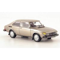 SAAB 99 Combi Coupe 1975 grijs met. NEO 1:43