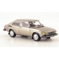 SAAB 99 Combi Coupe 1975 grijs metallic NEO 1:43