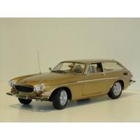 Volvo P1800ES 1971 1:18 Goud metallic Minichamps