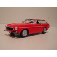 Volvo P1800ES 1971-1973 rood Minichamps 1:43