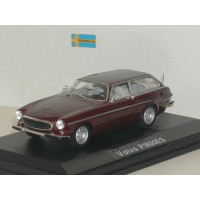 Volvo P1800ES 1971-1973 donkerrood Minichamps 1:43 MARGE