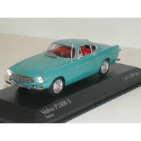 Volvo P1800 1969 turquoise Minichamps 1:43