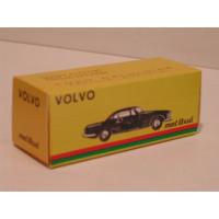 Doos Volvo P1800 Metosul 1:43 REPRO en leeg / zonder nummer