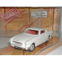 Volvo P1800 1965 wit Norev 1:43