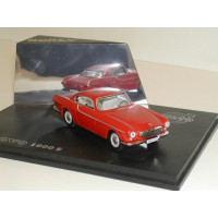 Volvo P1800 1965 rood Norev 1:43