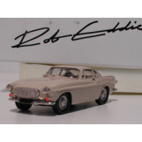 Volvo P1800 1969 parelwit Rob Eddie RE01 1:43
