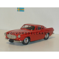 Volvo P1800 1969 rood Rob Eddie RE01 1:43