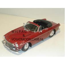 Volvo P1800 1:18 Cabrio rood Revell