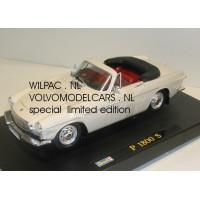 Volvo P1800 1:18 Cabrio wit Revell