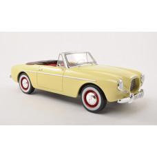Volvo P1900 Cabrio 1956 zachtgeel 1:18 BoS Best of Show