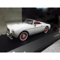 Volvo P1900 Cabrio 1956 wit WhiteBox 1:43