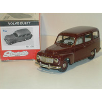 Volvo P210 Duett donkerrood Somerville #128 1:43