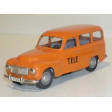 Volvo P210 Duett 1960 Tele Somerville #128A 1:43