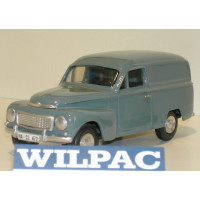 Volvo P210 Duett leiblauw Bumper 1:22,5