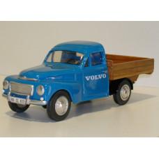 Volvo P210 Duett Pickup Volvo blauw Bumper 1:22,5
