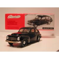 Volvo PV444 A 1946 zwart Somerville #121 1:43
