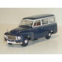 Volvo PV445 Duett 1957 blauw grijs André 1:43