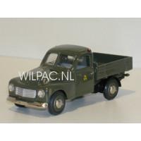 Volvo PV445 Pickup groen VV Tjänstebil Electra Models 1:43