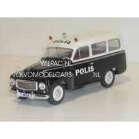 Volvo PV445 Duett 1955 Polis Zweedse Politie André Models 1:43