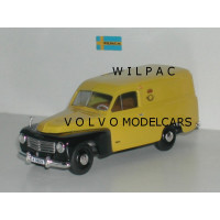 Volvo PV445 Duett 1954 Zweedse Post André Models 1:43