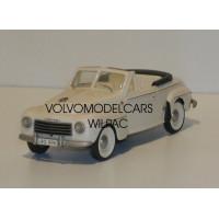 Volvo PV445 1953 Valbo cabrio crème Somerville #138 1:43