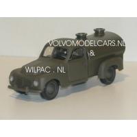 Volvo PV445 Duett legertanker R&M 1:43