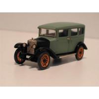 Volvo PV4 1927 groen Rob Eddie RE31a 1:43