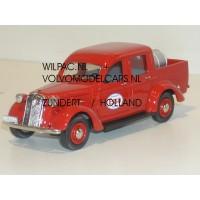 Volvo PV52 Pickup Esso rood Rob Eddie RE38c 1:43
