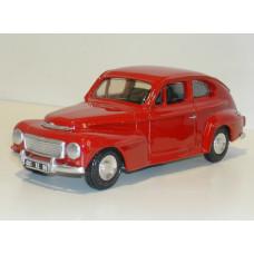 Volvo PV554 rood Bumper 1:22½
