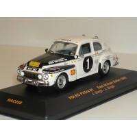 Volvo PV544 1965 East Africa Rally / J&J Singh IXO 1:43