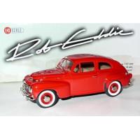 Volvo PV544 1963 rood Rob Eddie RE06B 1:43