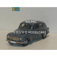 Volvo PV544 1963 grijs Rob Eddie RE06 1:43