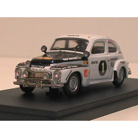 Volvo PV544 1965 East Africa Rally / J&J Singh Tin Wizard 1:43