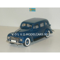 Volvo PV831 Disponent donkerblauw 1950 Rob Eddie RE04 1:43