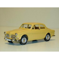 Volvo Amazon 1970 123GT geel Rob Eddie RE20 1:43