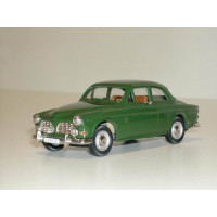 Volvo Amazon 1970 123GT groen Rob Eddie RE20c 1:43
